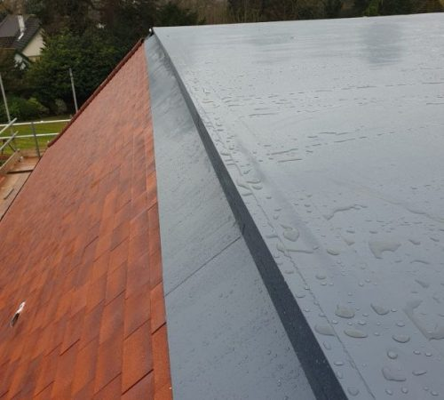 Flat Roofing in Dorchester