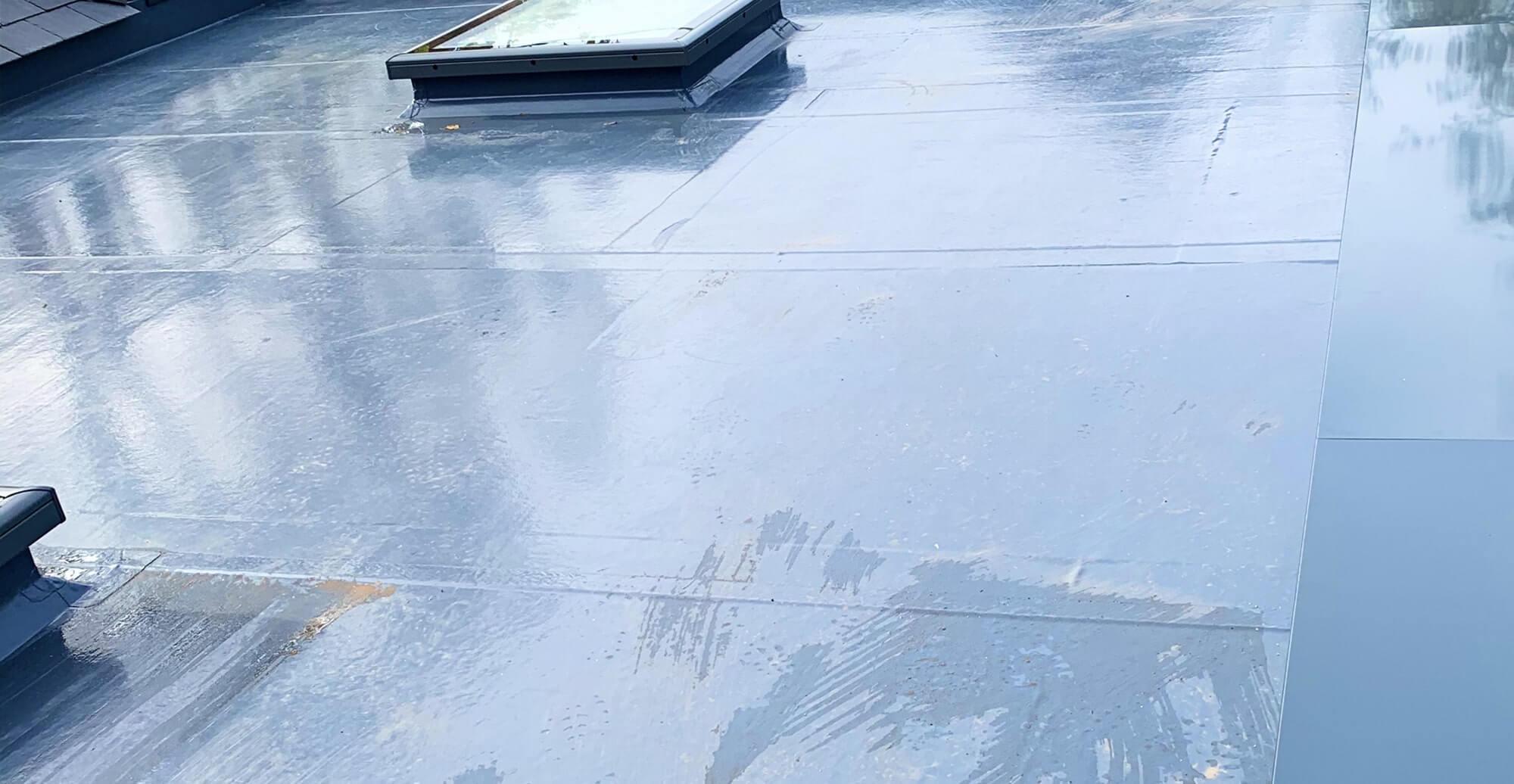 Hampshire Flat Roof Repairs