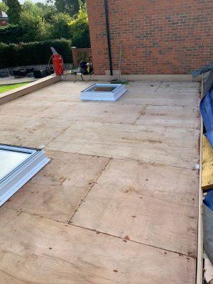 Flat Roof Repair Salisbury