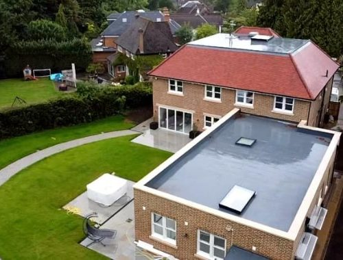 Hampshire Alwitra Flat Roofing
